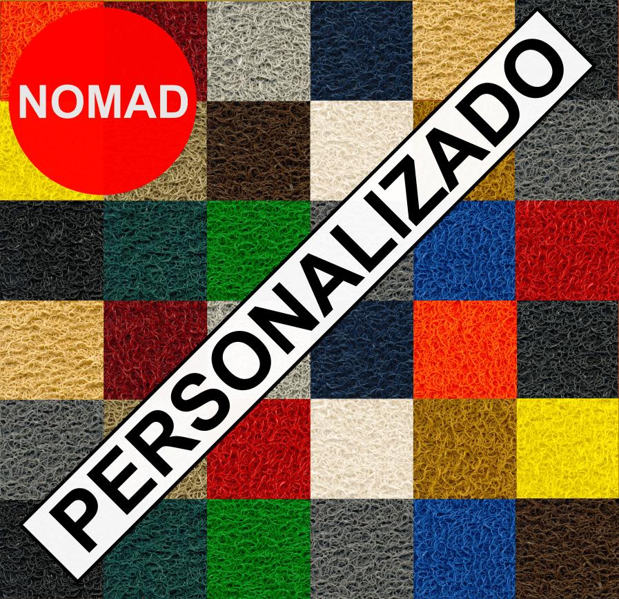 # TAPETE NOMAD 3M - LINHA NOBRE - PERSONALIZADO - SOB MEDIDA