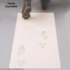 Tapete 3M Clean Walk 5836 - 457mm x 914mm - 1 Bloco (60 Folhas)