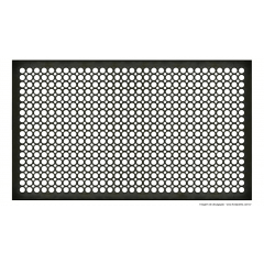 TAPETE KLEEN-TEX - WORK-MAT - 90CM X 150CM